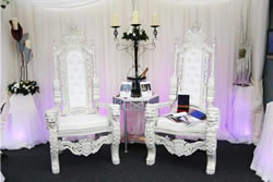 Wedding Throne Chairs ...